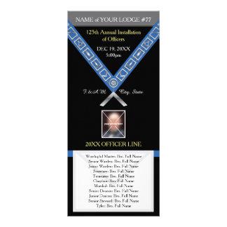 Freemason Program Guide - Installation of Officers