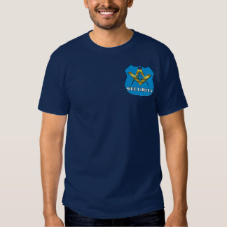 FREEMASON SECURITY T-Shirt