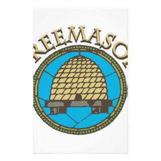 Freemason Stationery