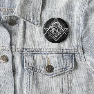 Freemason Symbol Button