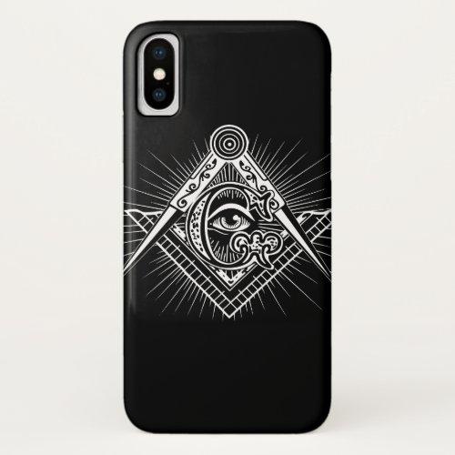 Freemason Symbol iPhone Case Phone Case