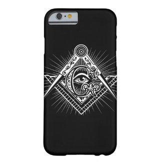 Freemason Symbol iPhone Case