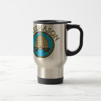 Freemason Travel Mug