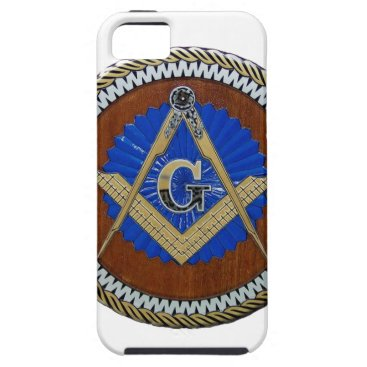USA Themed freemasonic iPhone SE/5/5s case