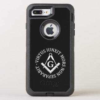 Freemasonry sign OtterBox defender iPhone 8 plus/7 plus case