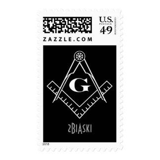Freemasonry Stamp