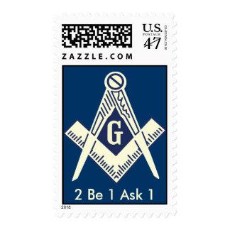 Freemasonry Stamps