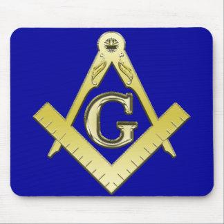 Freemasonry Symbol Mousepad