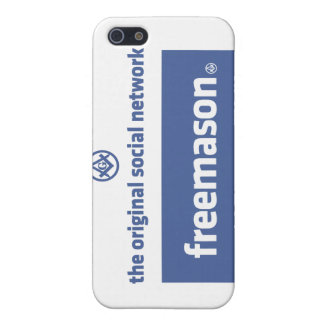 Freemasonry, the original social network. Facebook Case For iPhone SE/5/5s