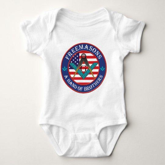 Freemasons - Band of Brothers Baby Bodysuit