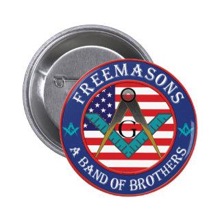 Freemasons - banda de hermanos pins