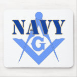 Freemasons in the Navy Mouse Pad