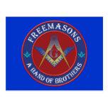 Freemasons, una banda de hermanos tarjetas postales