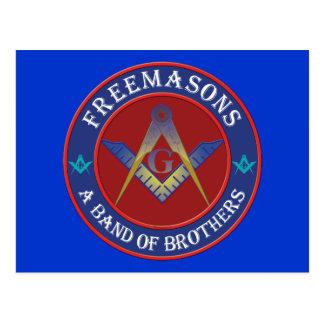 Freemasons, una banda de hermanos tarjeta postal