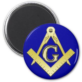 Freemonsry Symbol Magnet