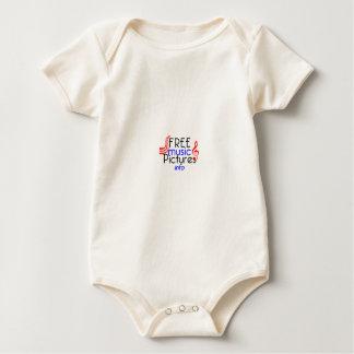 FreeMusicPictures Baby Bodysuit