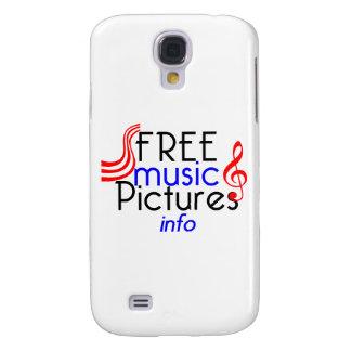 FreeMusicPictures Samsung Galaxy S4 Case