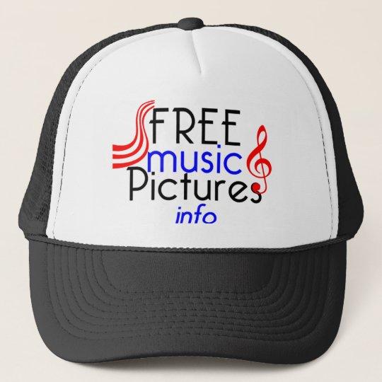 FreeMusicPictures Trucker Hat