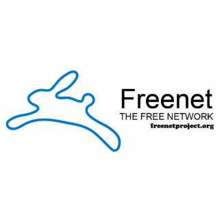 Freenet Bunny and Name Statuette