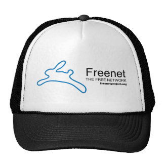 Freenet Bunny and Name Trucker Hat