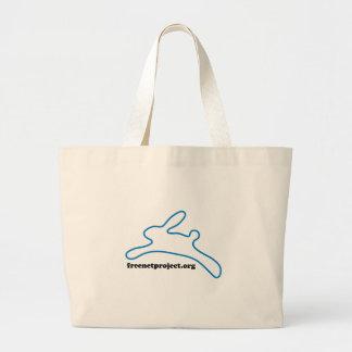 Freenet Bunny Bags