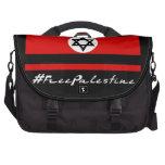 #FreePalestine Bolsas De Ordenador