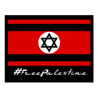 #FreePalestine Postcard