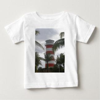 Freeport Bahamas lighthouse Baby T-Shirt