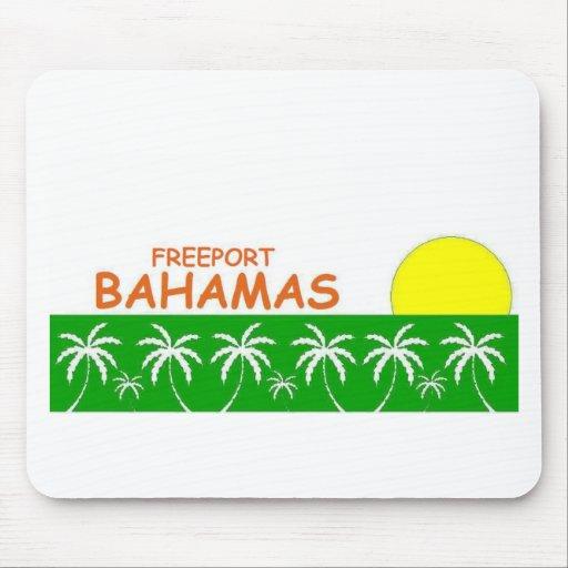 Freeport, Bahamas Mouse Pad