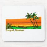 Freeport, Bahamas Mouse Pads