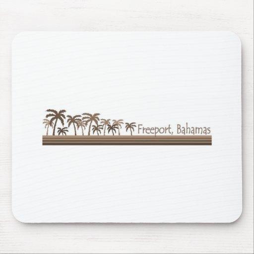 Freeport, Bahamas Mousepad