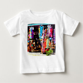 Freeport, Bahamas - Shopping At Port Lucaya Market Baby T-Shirt
