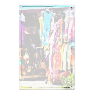 Freeport, Bahamas - Shopping At Port Lucaya Market Stationery