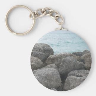Freeport Rocks Keychain