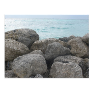 Freeport Rocks Postcard