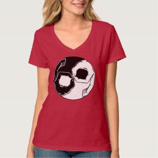 Freepott Women's V-neck T-Shirt