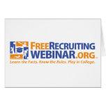 FreeRecruitingWebinar.org Tarjetón