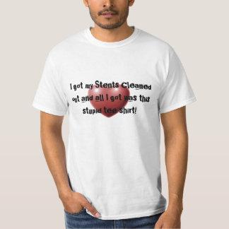 Freeride's Stent Shirt
