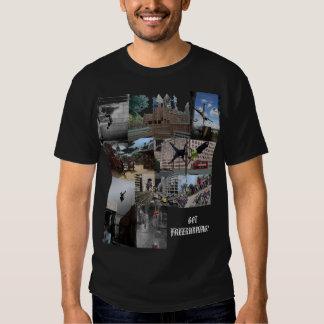 freerunning collection shirt