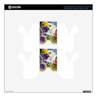 Freesia Flowers PS3 Controller Decal