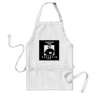 Freestyle At Its Best Featuring CARAMELO Adult Apron
