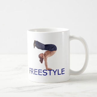 Freestyle B Boy Mug