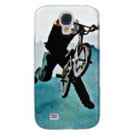 Freestyle BMX Bicycle Stunt Samsung Galaxy S4 Cases