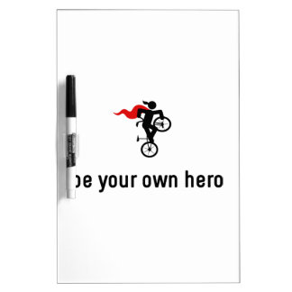 Freestyle BMX Hero Dry Erase Board