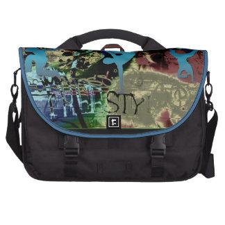 Freestyle Break Dance Graffiti Bag For Laptop