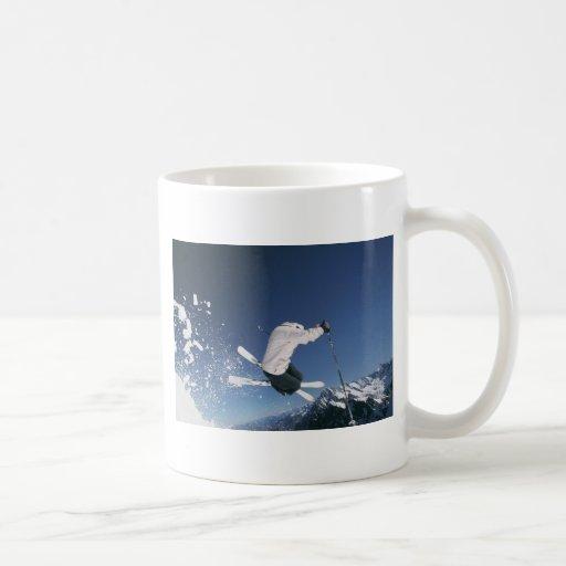 Freestyle Classic White Coffee Mug