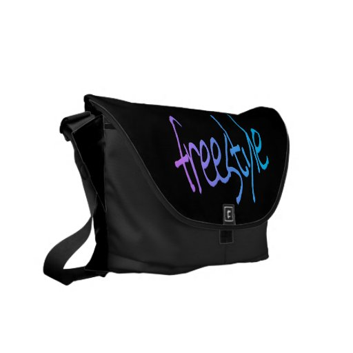 freestyle courier bags