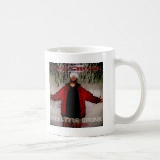Freestyle Crunk Coffee Mug