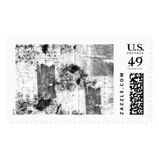 Freestyle In Black And White Postage