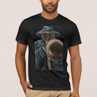 """""""FreeStyle Jazz"""" Black T-shirt"""